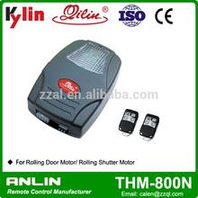 Rolling Door Motors/Roller Shutter Motors Remote Control