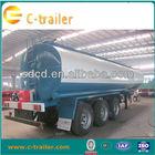11.7m 3 axles LPG tanker trailer for trucks