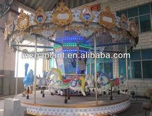 kiddie amusement ride musical carousel gift