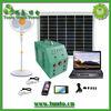 Promotion 25W Portable Solar Power System for lighting, Fan,TV etc/portable solar home system