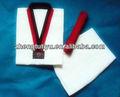 Nuevo 100% de algodón personalizado de formación uniforme de taekwondo