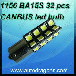 Error free message ba15s 1156 canbus 32 car led bulb turn light bulb