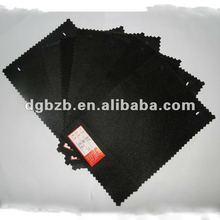 formal black abaya nonwoven fabric