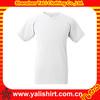 2014 OEM high quality cheap white blank short sleeve spandex tight urban t shirts wholesale