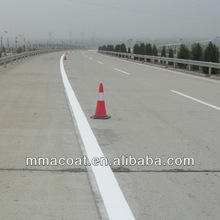 traffic road cold marking paint for mma cement