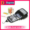 Hot selling professional fashion latest designer 2013 toiletry bag removable