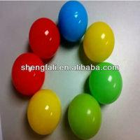 Soft 60mm plastic ball