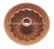 bell shape pan non stick cake mould