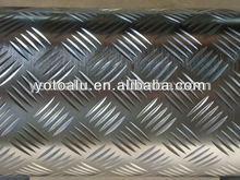 6061 Aluminium checkered/tread Plate manufacturer