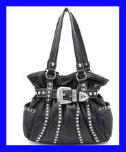 2014 new style pu fashion handbags ladies bags manufacture
