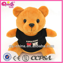 "6"" plush bear toy / ODM teddy bear"