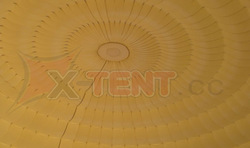 Giant 16m Inflatable Igloo Tent