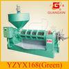 YZYX168 Guangxin 20 ton big capacity high output screw oil press