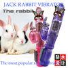 Rotation Rabbit Vibrator Waterproof Rabbit Vibrator Sex Toys For Female