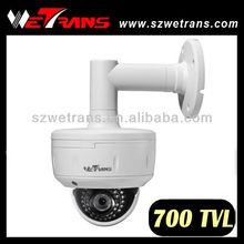 WETRANS 1/3' Sony Effio CCD 700TVL Vandalproof 700tv lines cctv camera