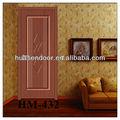zhejiang baratos cuarto de baño del pvc puerta interior puerta de imágenes
