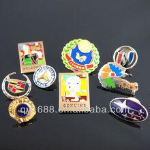 Custom Zinc-alloy Metal Lapel Pin/Emblem/Badge
