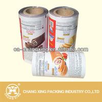 food packaging roll film/plastic roll film/cake packaging film