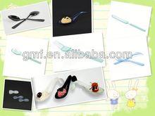 2013 hot sale popular plastic cake knife