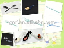 2013 hot sale popular plastic knife