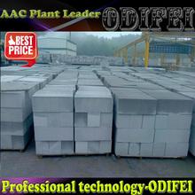 Zhengzhou Odifei Company Sand/Flyash AAC Block Production Line,AAC Block Making Machine,Brick Making Machine Video of China