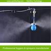 mist cooling fogger system for poultry house