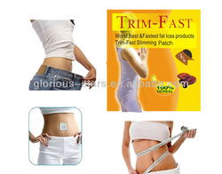 NEW slim patch natural Trim Fast Loss Weight product Slimming patch 2013