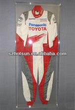 Acrylic Wall Case Racing Suit