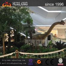 dinosaur trading indoor/outdoor playground attraction