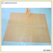 Hot sell PE/PVC/EVA high quality rain poncho