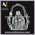 acrilico resina gesù figurine religiosi della chiesa regalo di anniversario di fabbrica