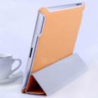 high quality colorful smart cover leather flip case for ipad 5