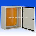 Montage mural boîtier métallique ip65/en métal boîte de distribution/vie boîtier résistant