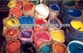 Color de óxido de hierro pigmento para hormigón azulejos
