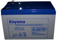 Sealed lead acid battery-Storage battery -NP12-12-12V12AH