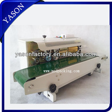 Solid ink band sealer Stainless steel RD1000, multifunction plastic bag sealer, solid ink band sealer