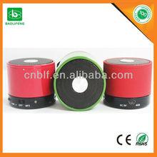 Hot sale design bluetooth vibration speaker with handsfree function