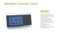 YD8213E Weather Forecast Alarm Digital Table Clock