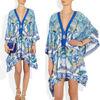 E+H1311 beach kaftan dress for women, hot summer beach dress ,wholesale clothes turkey ,dubai short kaftan dress , chiffon blous