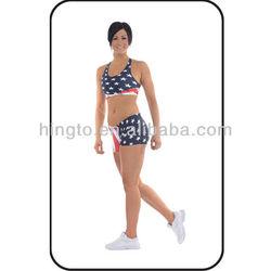 2013 Hot Selling Trendy Sexy Girl Cheerleading Uniforms