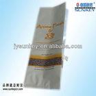 Printed aluminum foil coffee bean bags