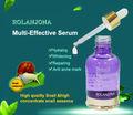 2013 new Rolanjona reparação rosto caracol serum