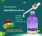 2013 new Rolanjona repairing face snail serum