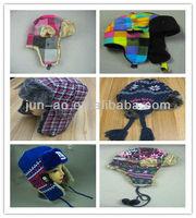 2014 hot selling walmart winter hats