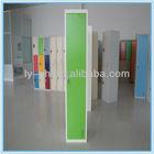 steel KD locker wardrobe cabinet