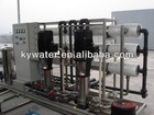 Filter with UV sterilizer 6000L/H reverse osmosis mineral water treatment plant