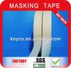High Temperature Resistant Masking Tape,car painting masking paper adhesive tape