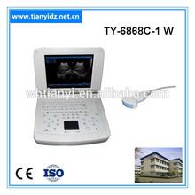 cheap good quality Laptop Full Digital B/W Ultrasound Scanner