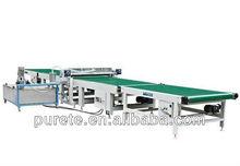 UV/PU/NC/AC Curtain Coating Machine