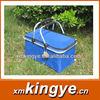 outdoor foldable picnic cooler basket